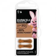 Duracell hörapparatsbatteri (DA312)