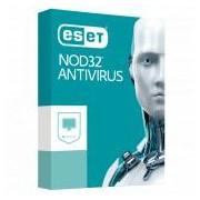 ESET - NOD32 Antivirus 2018 1 poste 2 ans PC En Téléchargement