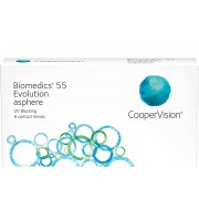 Biomedics 55 Evolution 6 Stk