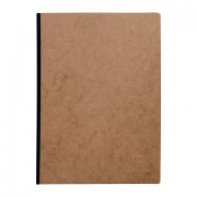 Clairefontaine Cuaderno Cosido AgeBag A4 Liso Beig Clairefontaine