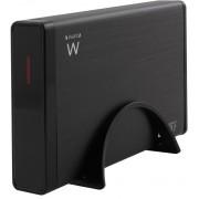 ewent 3.5 inch HDD Drivebehuizing EW7055 Zwart
