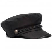 ComeGetFashion Cap Black Fisherman's - Accessoires