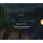 ONDINE P.I. Tchaikovsky - Tchaïkovski : Symphonie n° 4 ; l'importation des USA de saisons [SACD]
