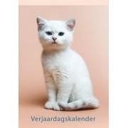 verjaardagskalender - kittens