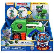 Paw Patrol Rocky's All-Stars Recycling Truck