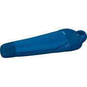 Mammut Kompakt MTI 3-Season Wide Sovsäck 195cm blå vänster 2018 Sovsäck