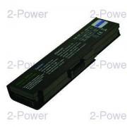 2-Power Laptopbatteri Dell 11.1v 4600mAh (312-0543)