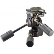 Manfrotto 3D Super Pro Rótula 3-Way para Trípode
