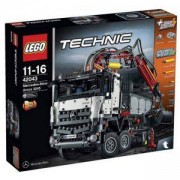 Конструктор ЛЕГО ТЕХНИК - Mercedes - Benz Arocs 3245, LEGO Technic, 42043