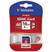 Kartica memorijska SDHC 16GB Verbatim 43962 blister 000021218