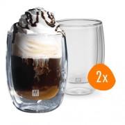 Zwilling - Dubbelwandig Koffieglas 200 ml - 2 stuks