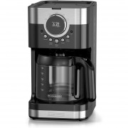 Cafetera Black + Decker CM4200S-LA 12 Tazas Programable QuickTouch
