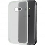 Azuri Glossy TPU Samsung Galaxy Xcover 4 Back Cover Transparant