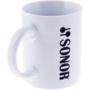 Sonor Mug with Sonor Logo White