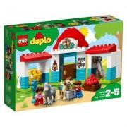 Lego Duplo. 10868 Stajnia z kucykami