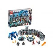 76125 Iron Man - Sala Armurilor