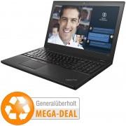 "IBM ThinkPad T560 Touch, 39,6 cm/15,6"", Core i5, SSD (generalüberholt)"