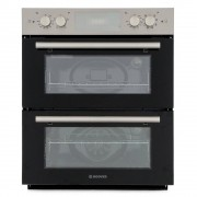 Hoover HDO8442X Double Built Under Electric Oven - Stainless Steel