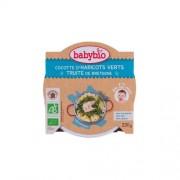 Babybio Bio zöldséges-pisztrángos ínyencség 230 g