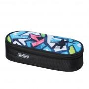 Necessaire Be.Bag Airgo dimensiune 21,5x9x6 cm, motiv Skater
