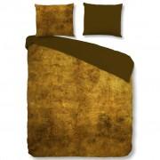 Descanso Capa de edredão 9305-K 135x200 cm castanho