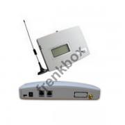 Terminale GSM combinatore telefonico manda chiamate GSM con ingresso/uscita PSTN