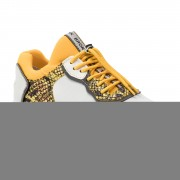 Сникърси BRONX - 66167D-HA BX 1525 White/Yellow 162