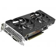 Видеокарта Palit GeForce GTX 1660 Ti Dual 1500Mhz PCI-E 3.0 6144Mb 12000Mhz 192 bit DVI HDMI DP NE6166T018J9-1160A