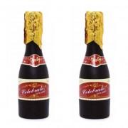 Cañon espirales en forma de Botella de Champagne
