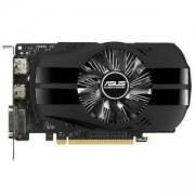 Видео карта ASUS Phoenix GeForce GTX 1050Ti, 4GB GDDR5 128 bit, DVI-D, HDMI, Display Port ASUS-VC-GTX1050TI-PH-4GDR5