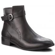 Боти CLARKS - Netley Olivia 261387724 Black Leather
