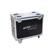 Case transportowy na 6 szt. projektorów WindKolor