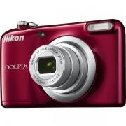 Nikon A10 Coolpix Fotocamera Compatta 16,1 Mpx Zoom Ottico 5x Colore Rosso