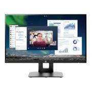 Monitor HP VH240a 23,8P FHD Tilt/HAS c/Colunas