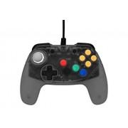 Brawler Retro Fighters Brawler64 Next Gen N64 Controller Game Pad Nintendo 64 Gris humo