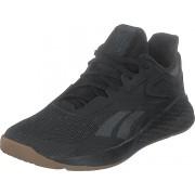 Reebok Reebok Nano X Black/true Grey 7/reebok Lee 3, Skor, Sneakers och Träningsskor, Löparskor, Svart, Herr, 45