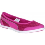 Puma Modern Soleil Ballerina MU IDP Bellies For Women(Pink)