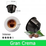 Caffè Kickkick 8 Caffè Gran Crema Compatibili Nescafè Dolce Gusto
