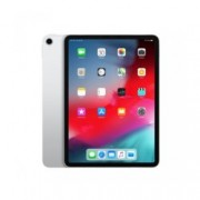 "Таблет Apple iPad Pro (2018)(MU0U2HC/A)(сребрист), LTE, 11"" (27.94 cm) Liquid Retina дисплей, осемядрен A12X Bionic, 4GB RAM, 64GB Flash памет, 12.0 & 7.0MPix камера, iOS 12, 468g"