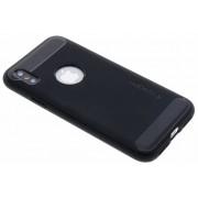 Zwarte Rugged Armor Case voor de iPhone X
