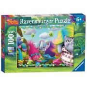 Puzzle Ravensburger - Trolls, 100 piese XXL (10916)