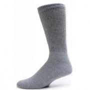 Kudize High Quality Gel Arthritic diabetic Socks For Men Women Kids Gel Diabetic Compression Gel Socks -One Pair (L)