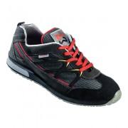 Würth MODYF Zwarte veiligheidssneakers Jogger One S1P SRC