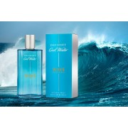 Fulfilled by Wowcher £16.99 instead of £54 for a 125ml bottle of Davidoff Cool Water Wave Man EDT - save 69%