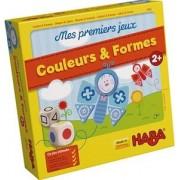 HABA Spel - Mijn eerste spellen - Kleuren & Vormen (Franse verpakking met Nederlandse handleiding)