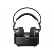 Sony Auriculares sony mdr-rf855rk / negro / inalambrico / recargable
