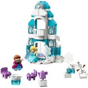 LEGO DUPLO Princess TM 10899 Jégvarázs Kastély