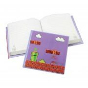 Funko Pop Super Mario Bros Libreta Pasta Dura Diseño Geek Notebook-Multicolor