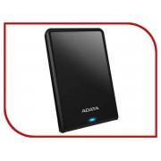 Жесткий диск A-Data HV620S Slim USB 3.0 1Tb Black AHV620S-1TU3-CBK
