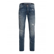 JACK & JONES Glenn Icon Jos 241 50sps Slim Fit-jeans Man Blå